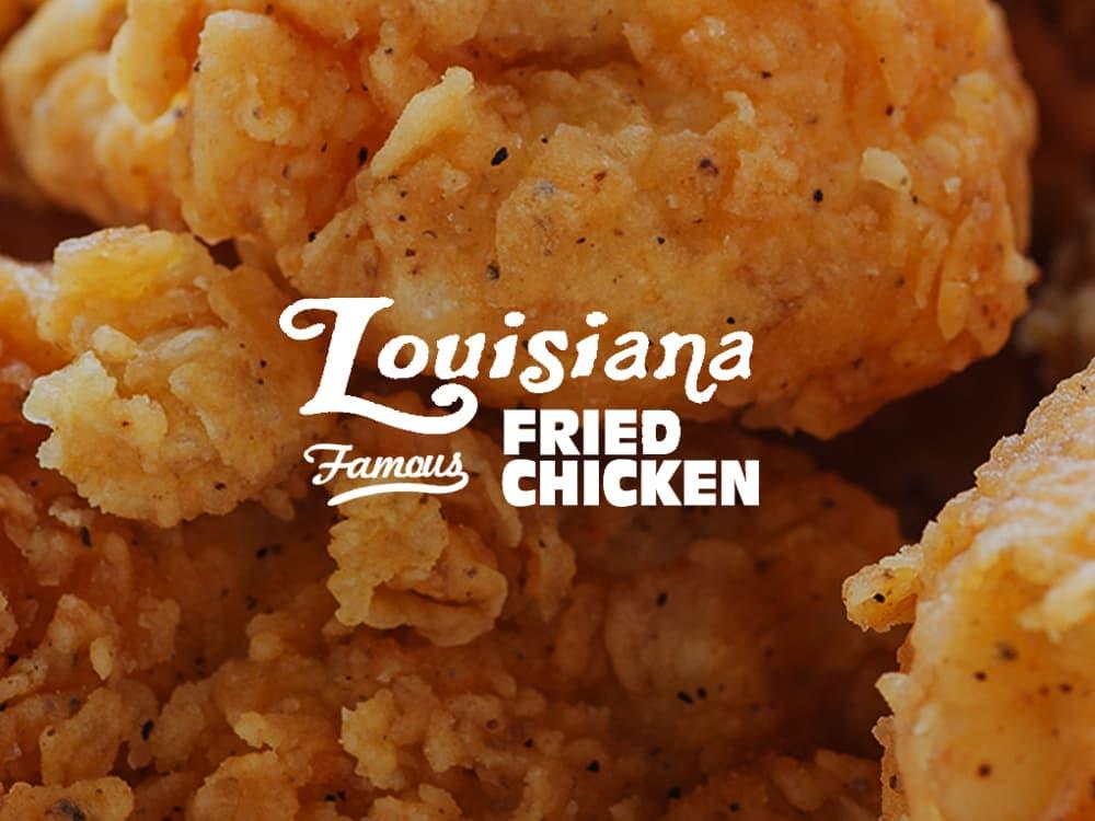 Digital Menu Board Case Study - Louisiana Fried Chicken