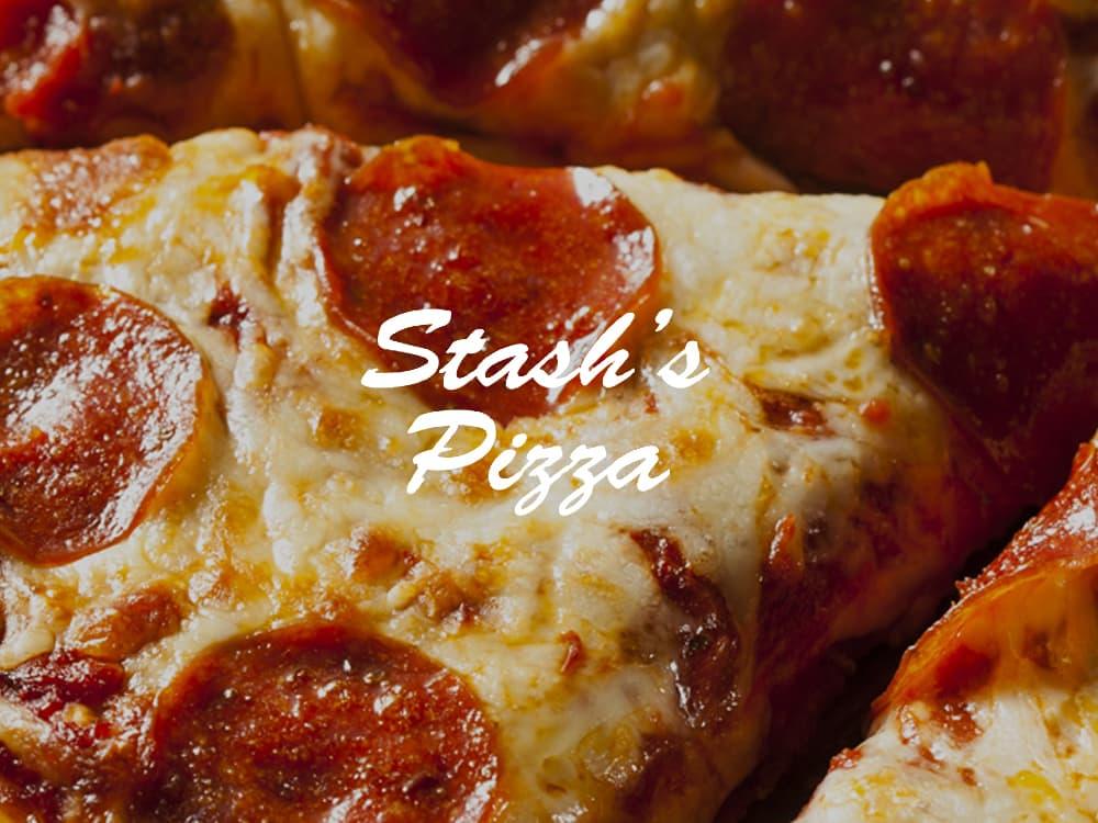 Digital Menu Board Case Study - Stash's Pizza