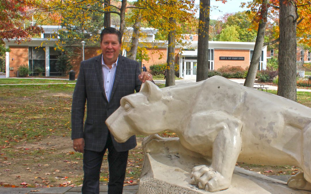 Mood Media President & Ceo Steve Richards Honored With 2015 Penn State Alumni Fellow Award