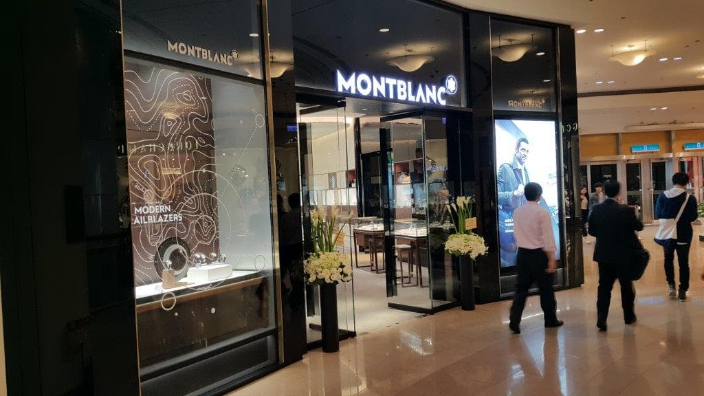 Montblanc Selects Mood Media to Support New In-Store Concept