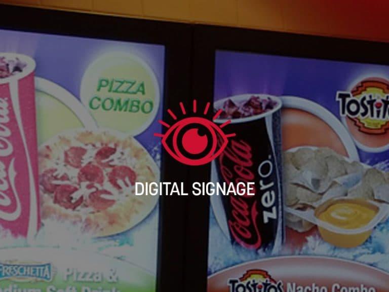 Digital Menu Boards