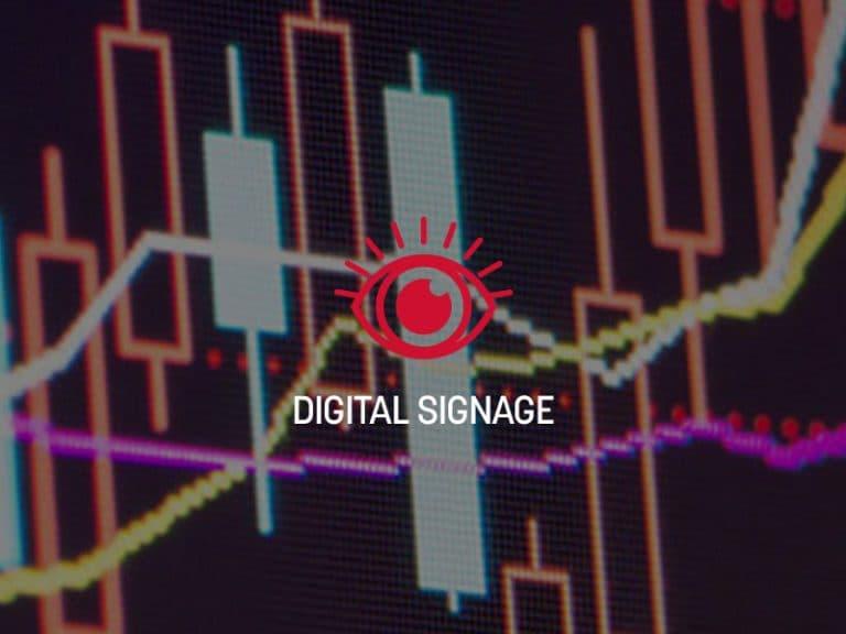 Data Behind Digital Signage