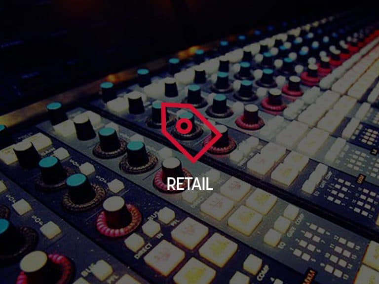 Designing a Custom Retail Store Sound System