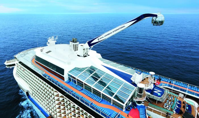 """Mood Media Provides Custom Music to Cruise Industry's First """"Smart Ships,"""" with Royal Caribbean"""
