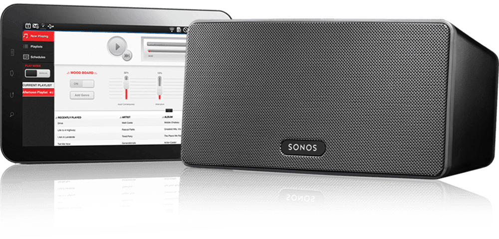 Sonos Partners with Mood Media to Offer Wireless Sound and Licensed Streaming Music for Business