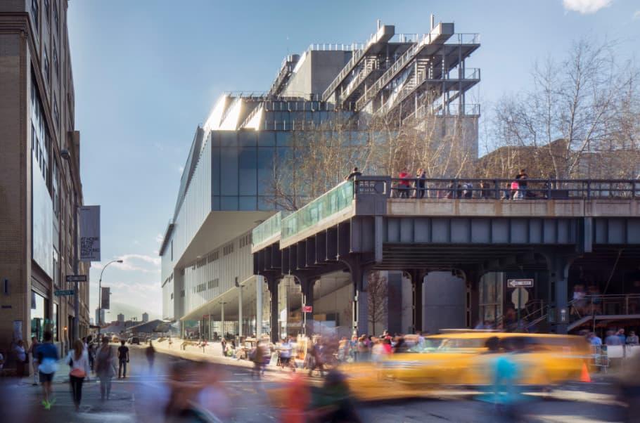 Mood Media's Technomedia Creates Immersive Audio-Visual For Whitney Museum Of American Art