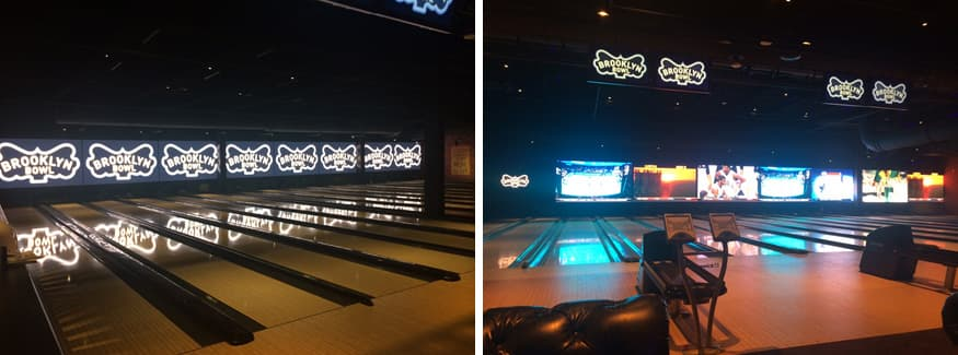 Technomedia Completes Audio Video Design and Integration at the New Brooklyn Bowl, Las Vegas