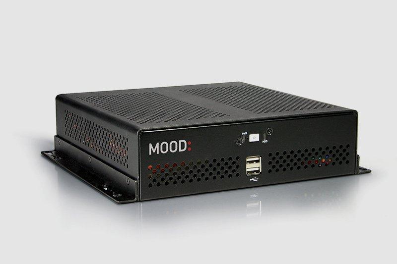 Digital Signage Media Player - Mood Media MVision