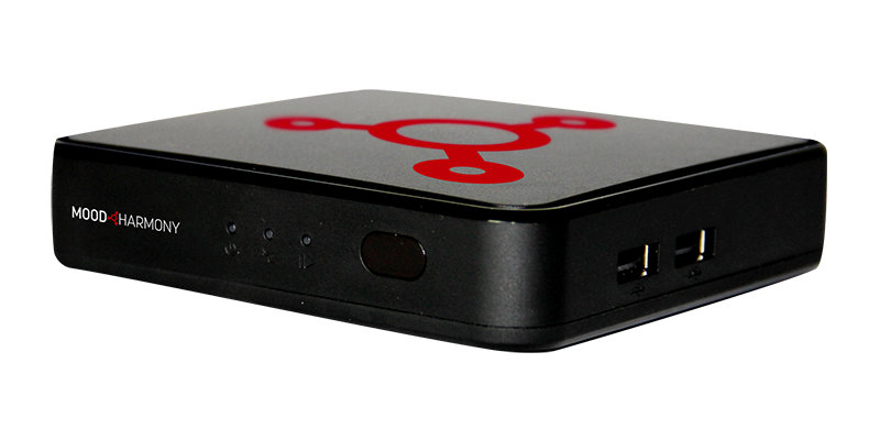 Digital Signage Media Player - Mood Media MVision
