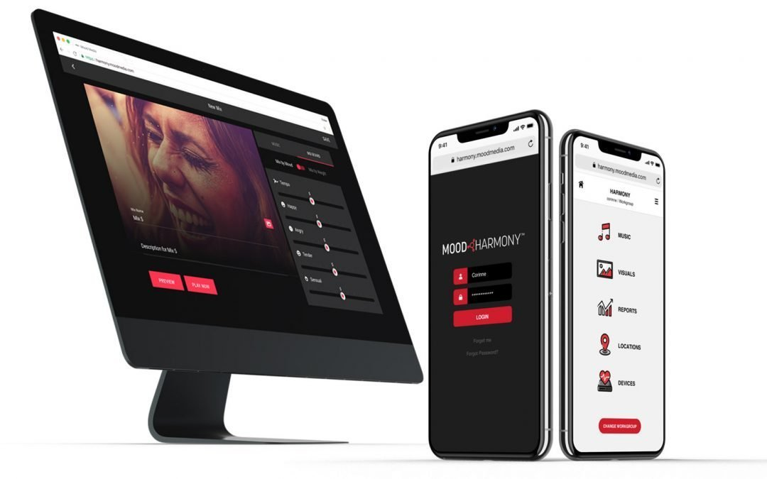 Mood Media Unveils Harmony, Its New, Next-Generation End-to-End Brand Experience Platform